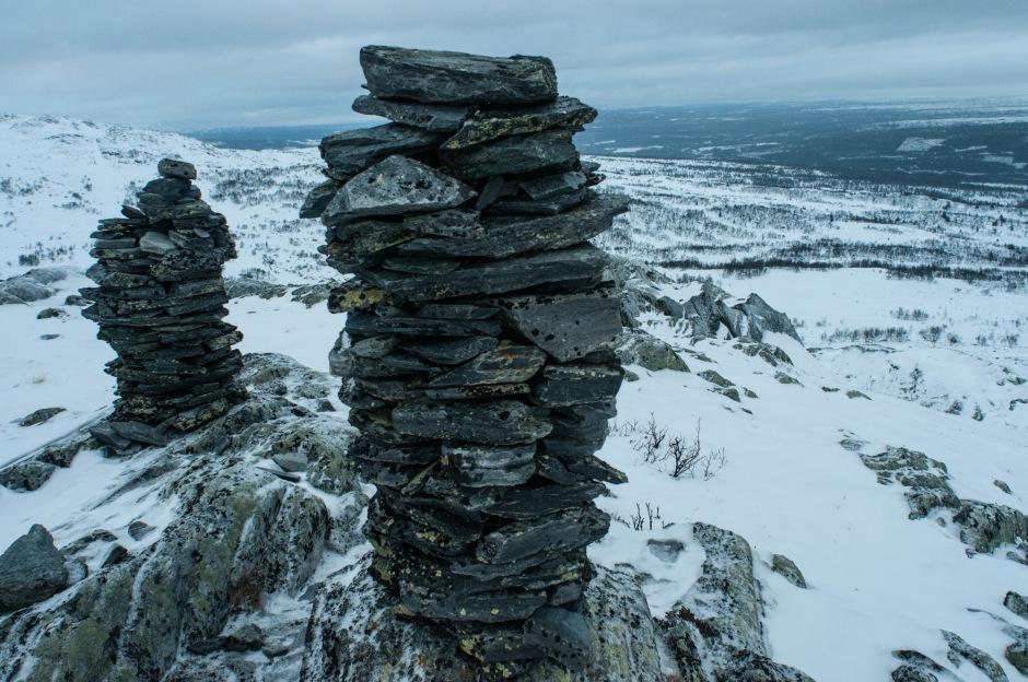 Overlooking Stølsvangen